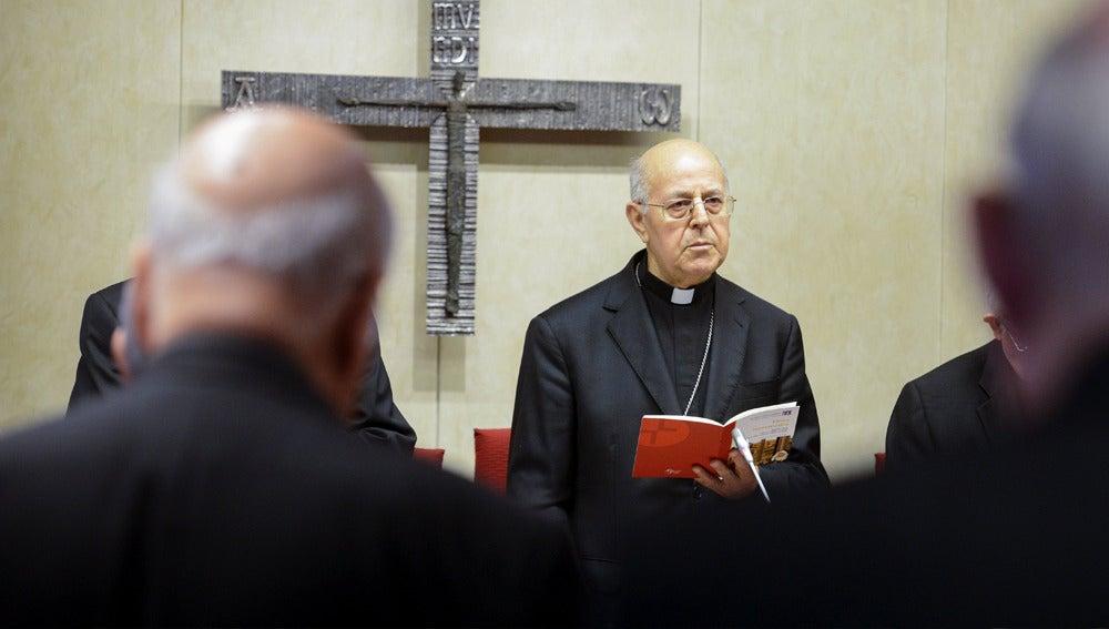 Ricardo Bláquez, presidente de la Conferencia Episcopal
