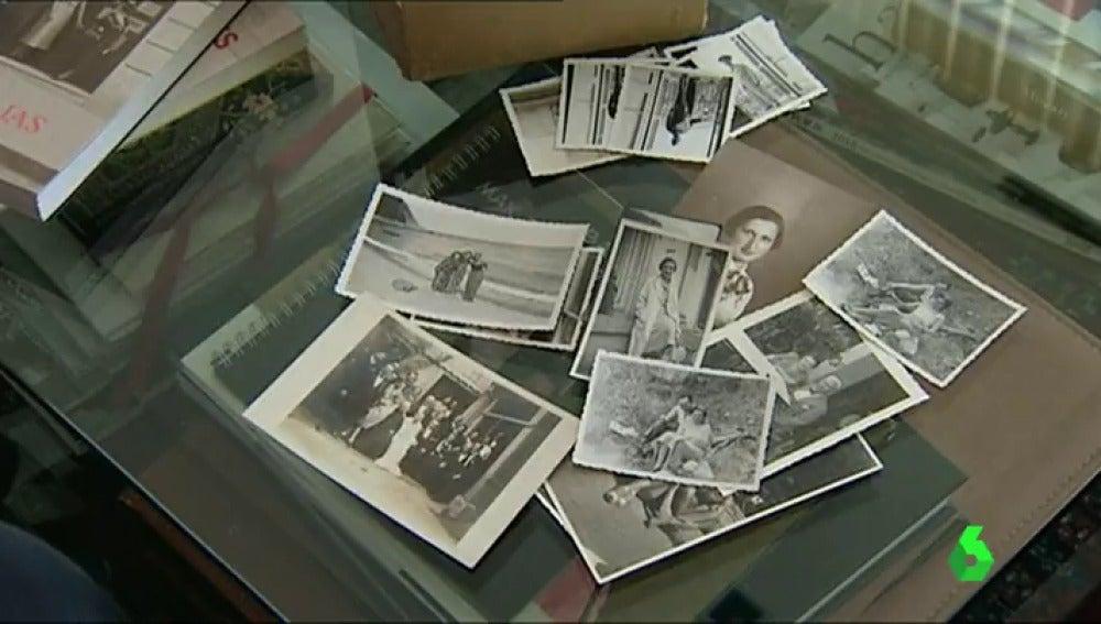 """Frame 9.975032 de: El reflejo de la barbarie nazi visto por las familias de los supervivientes: """"El Holocausto nos sigue contaminando"""""""