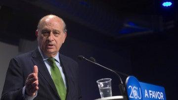 El exministro del Interior Jorge Fernández Díaz