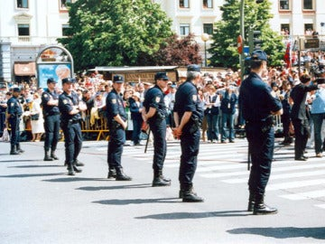 Unidad de Intervención Policial