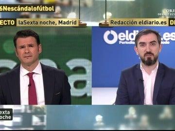 Ignacio Escolar en laSexta Noche