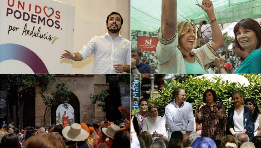 Actos de campaña