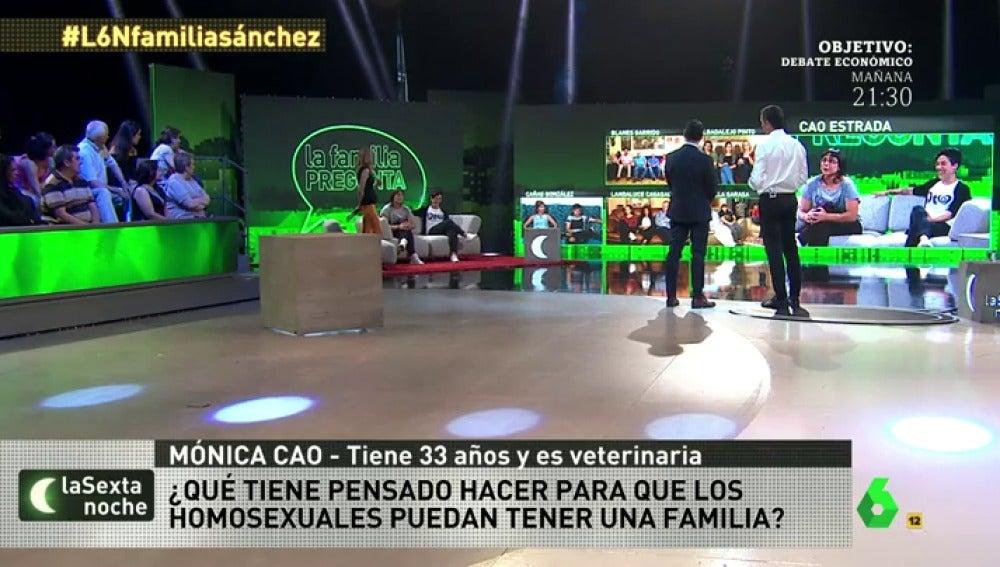 Las familias preguntan a Sánchez
