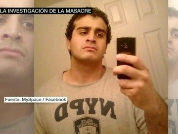 Omar Mateen, presunto autor de la masacre en un club gay de Orlando