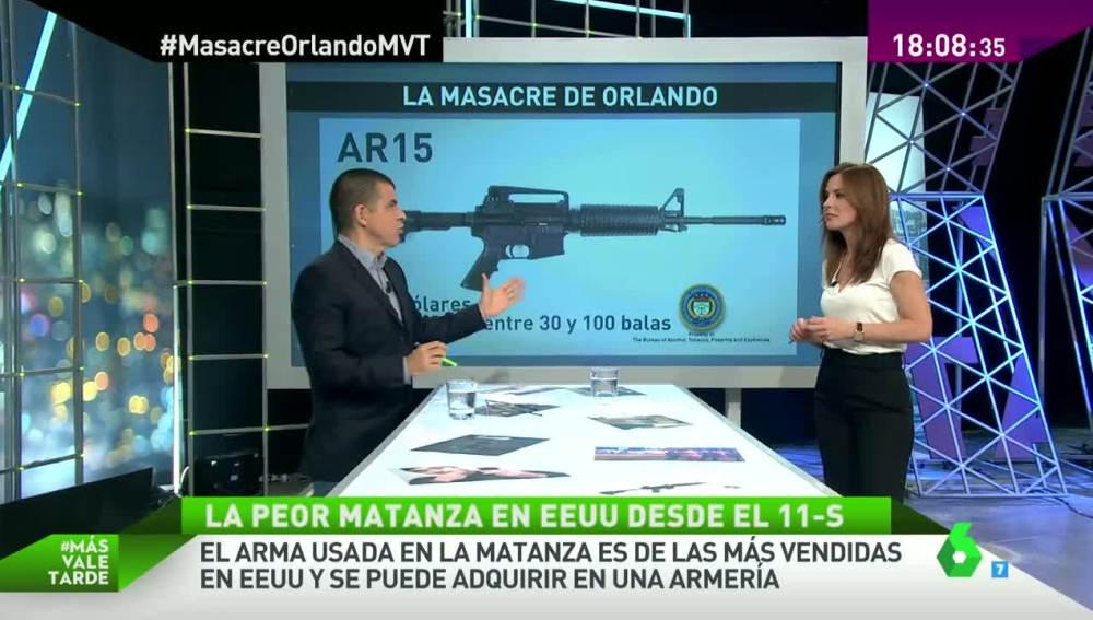 Arma masacre en Orlando