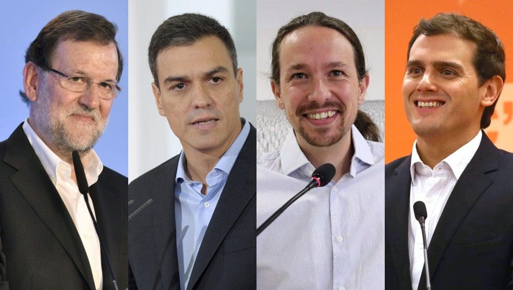Candidatos 26-J