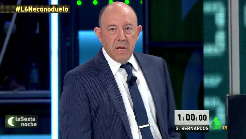 Gonzalo Bernardos, profesor de Economía de la UAB