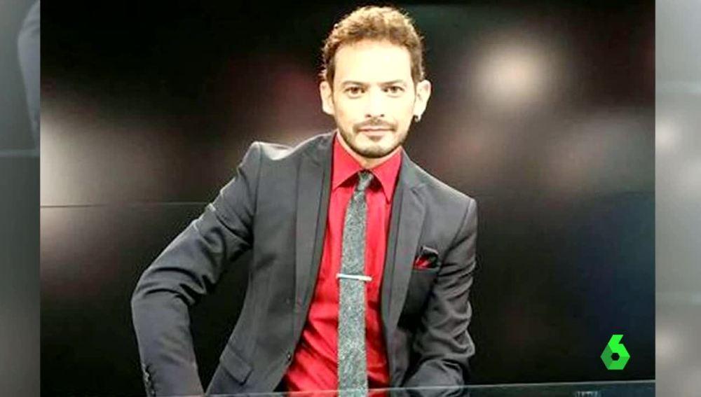 Alejandro Fuentes, cantante de La Voz México