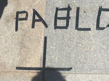 Lugar en el que Pablo Iglesias va a hablar ante los medios