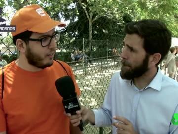 Gonzo entrevista a un simpatizante de Ciudadanos