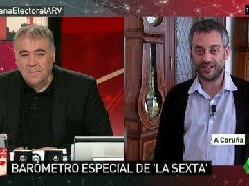 Xulio Ferreiro en ARV