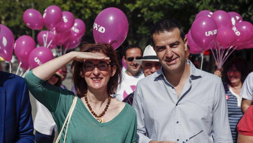 Gorka Meneiro, candidato de UPyD
