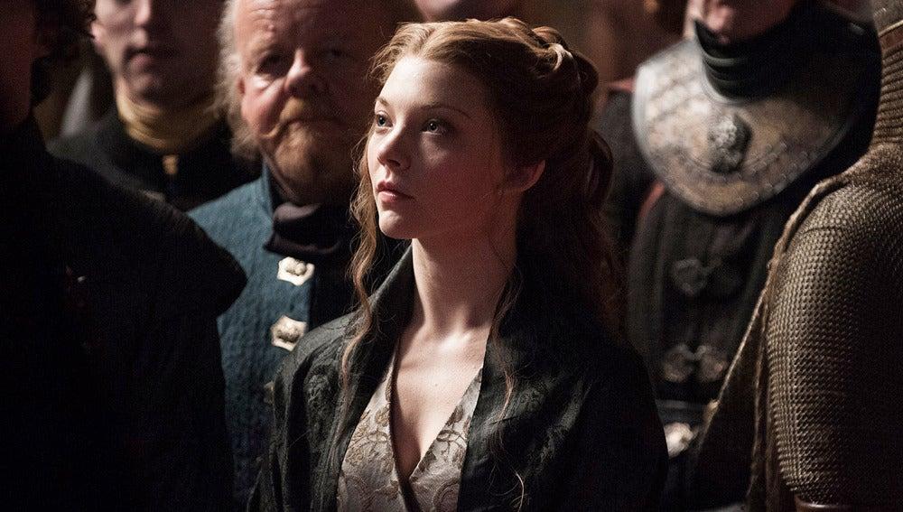 Margaery Tyrell en una imagen de archivo