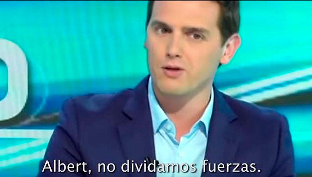 El PP pide el voto de Rivera en su nuevo vídeo de campaña electoral