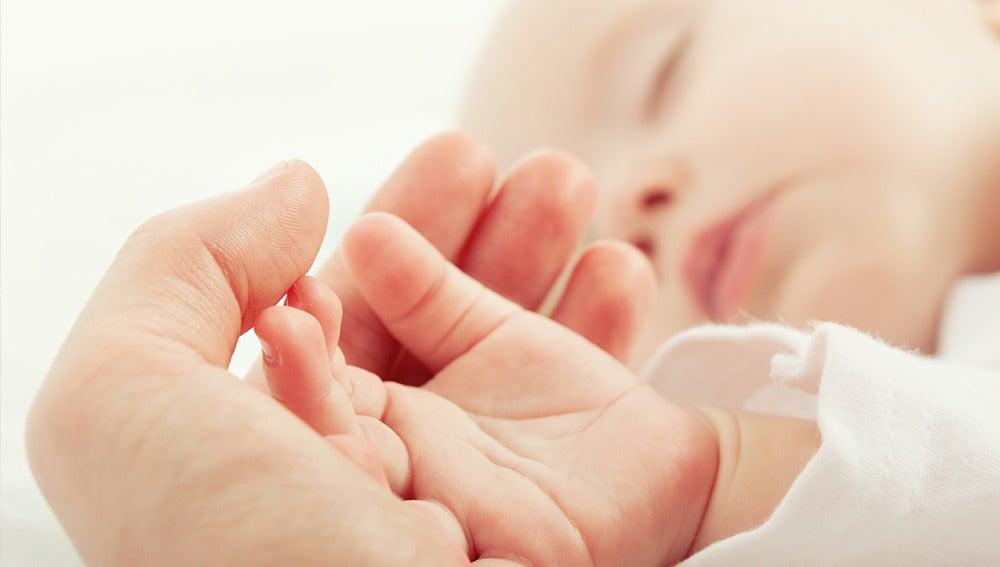 Imagen de un bebé