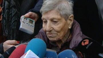 Inés Pérez, la mujer que crió a una niña supuestamente sustraída a su madre que le fue entregada por el doctor Eduardo Vela