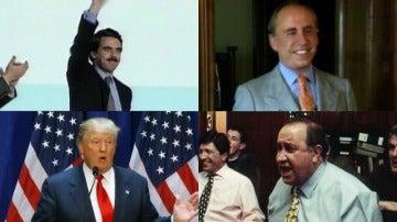Algunos de los personajes protagonistas del laSexta Columna