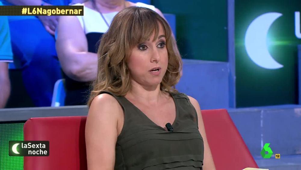 La periodista Ana Pardo de Vera