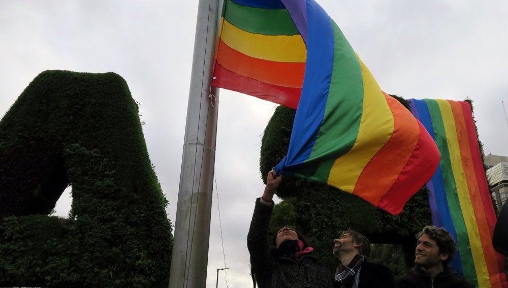 Celebración del Orgullo Gay