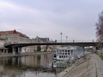 Imagen de la localidad serbia de Zrenjanin, en la región de la Voivodina