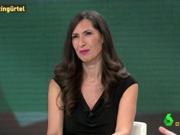 Marisa Gallero, periodista de ABC