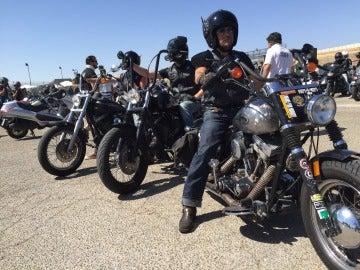 Los moteros 'SIN Riders' comienzan su ruta por las carreteras españolas contra el alcohol al volante