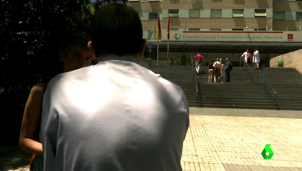 Un médico habla con laSexta Noticias