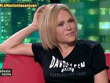La actriz Antonia San Juan