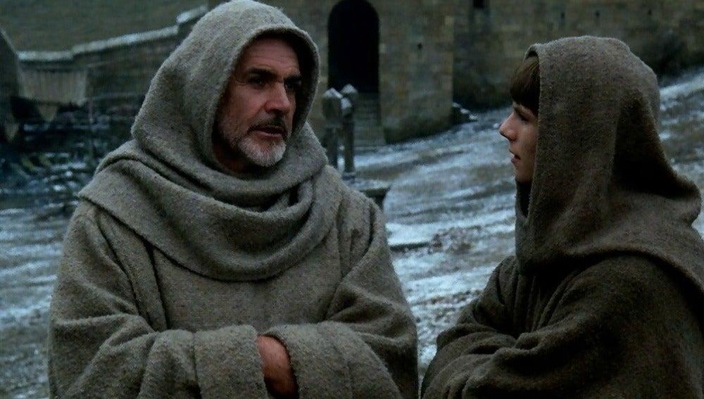 Guillermo de Baskerville, en 'El nombre de la rosa'
