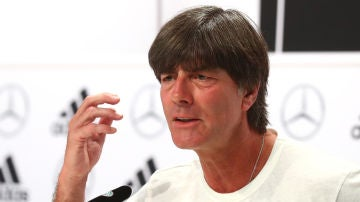 Joachim Löw, seleccionador de Alemania