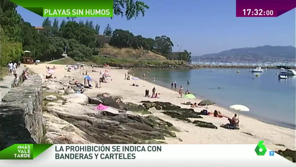 Playa sin humo