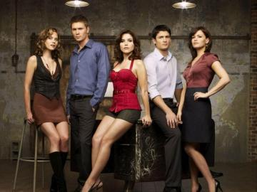 Reparto de la serie One Tree Hill