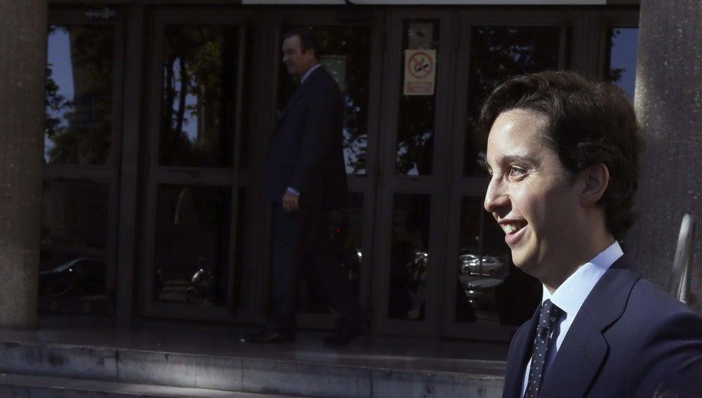 Nicolás Gómez Iglesias, conocido como el 'pequeño Nicolás'