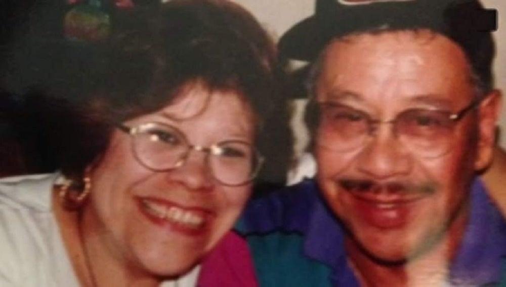 Mueren cogidos de la mano después de 58 años juntos.