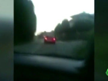 Frame 53.228564 de: Investigados dos jóvenes por realizar carreras ilegales en las carreteras de Gijón