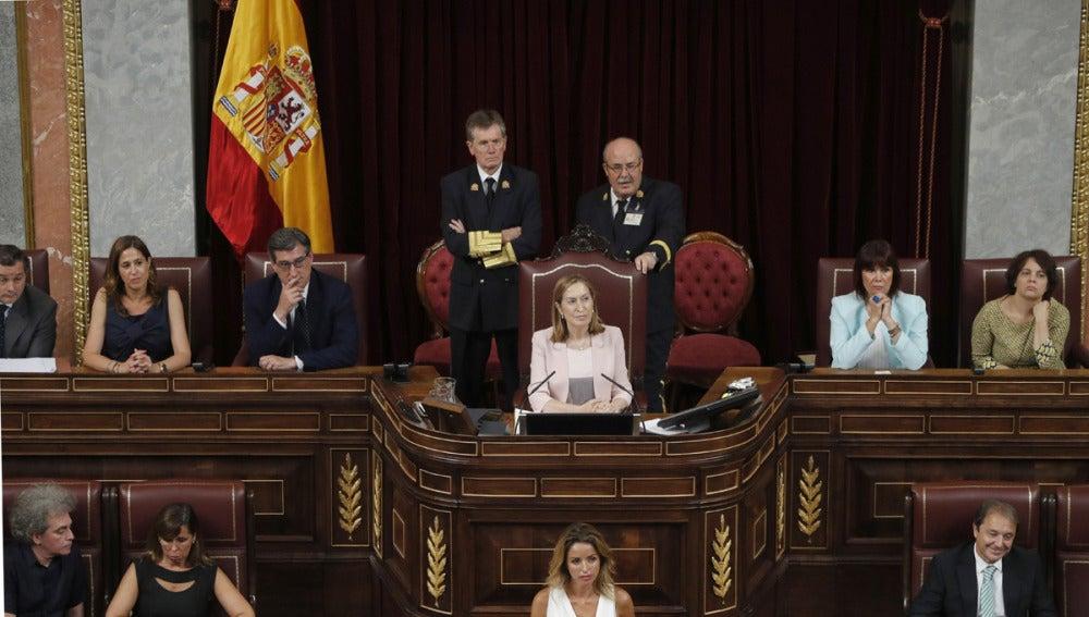 La Mesa del Congreso