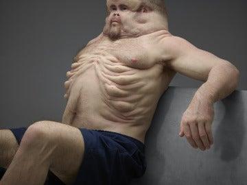 Graham, el prototipo humano que sobreviviría a cualquier accidente de tráfico.