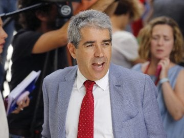 El portavoz de CDC en el Congreso de los Diputados, Francesc Homs.