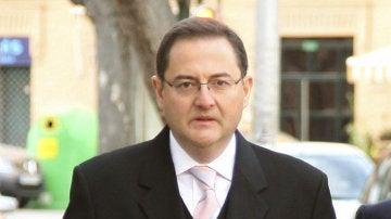 Trinitario Casanova dueño del grupo inversor Baraka, quien ultima la compra del Edificio España