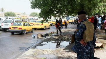 Atentado en Bagdad