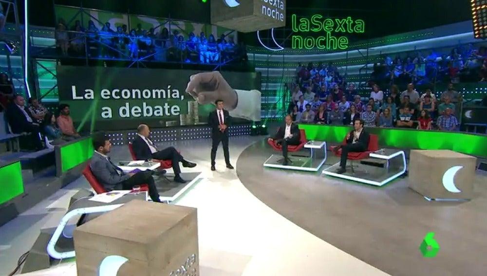 laSexta Noche economistas