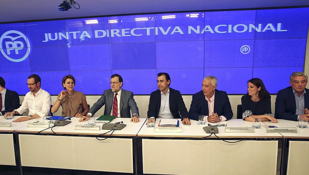 Junta directiva del PP