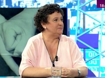 María Salmerón, en Más Vale Tarde