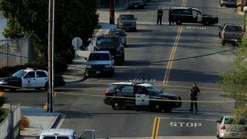 Policía de San Diego