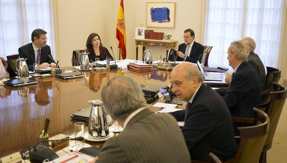 Imagen de archivo del Consejo de Ministros
