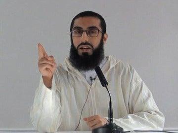 Ali Hammuda, imán de una mezquita de Cardiff, Reino Unido