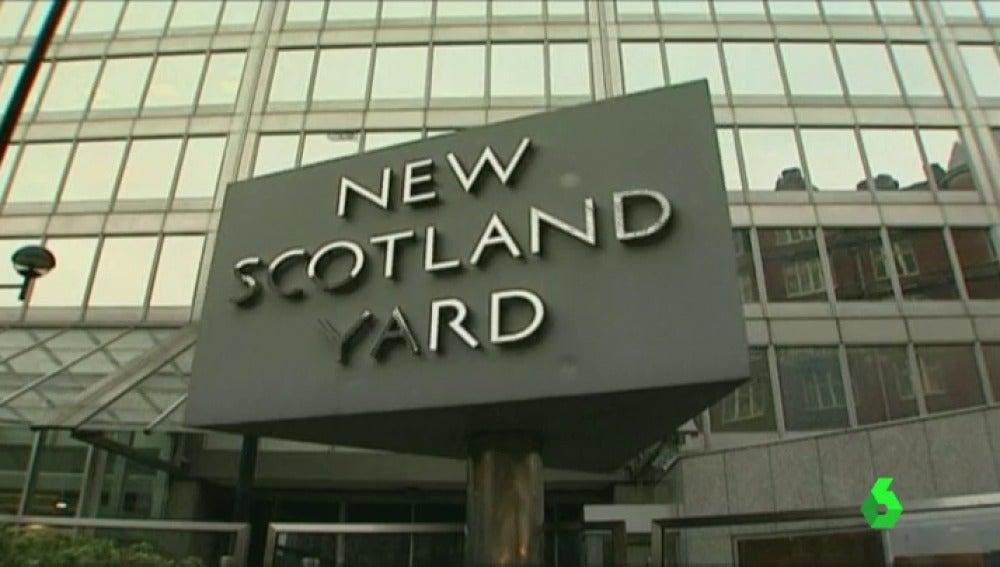 Sede de Scotland Yard