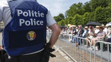 Policía de Bruselas
