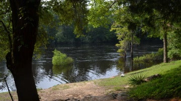 Río Edisto, en Carolina del Sur