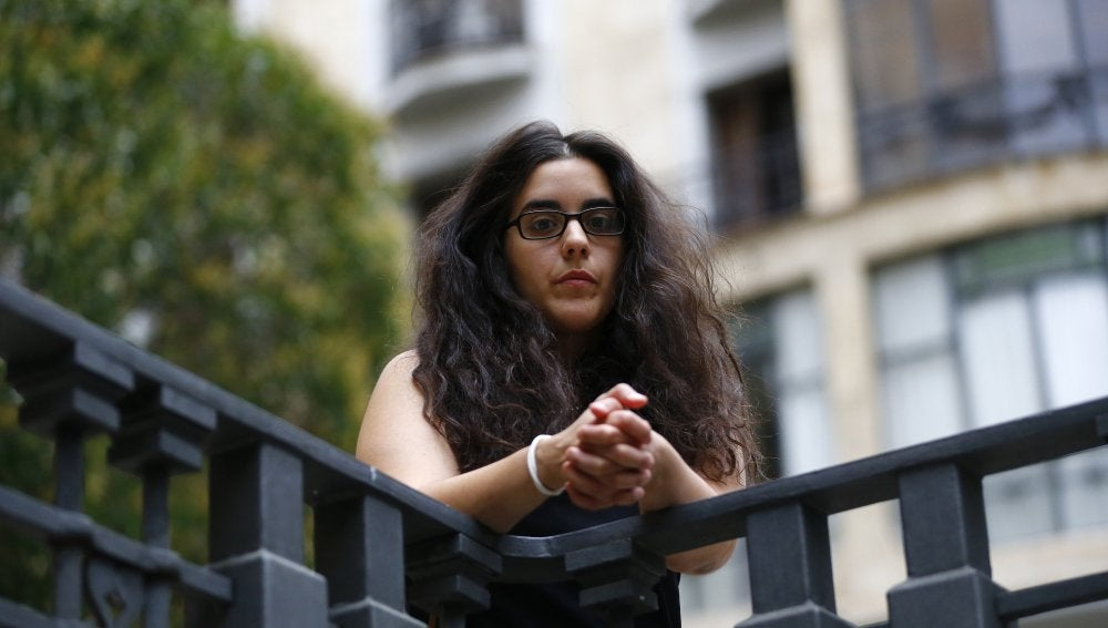 Beatriz Yubero, periodista española expulsada de Turquía
